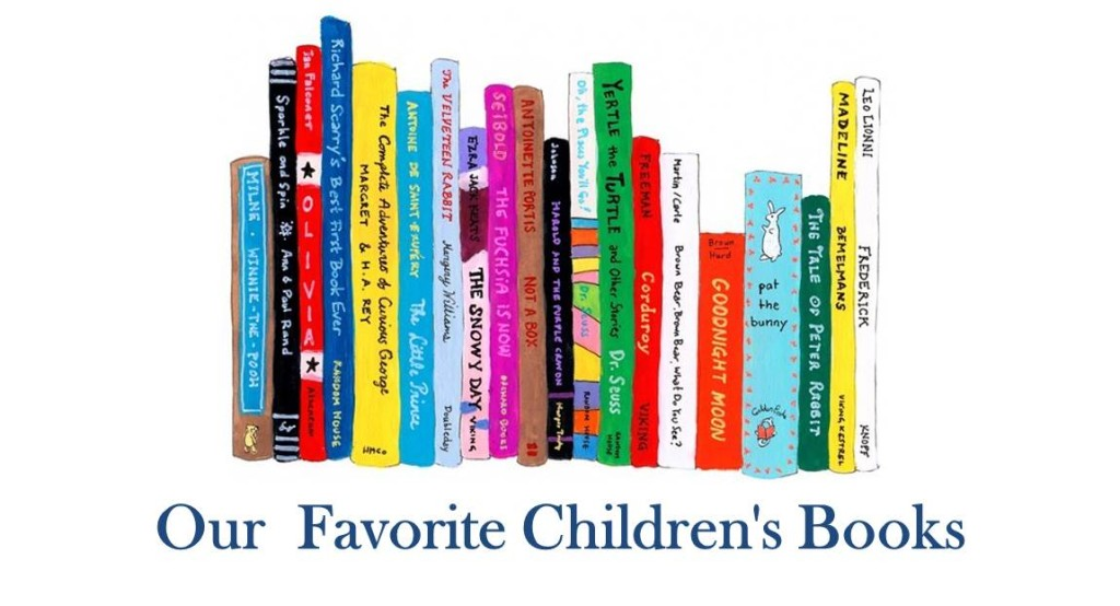 our favorite childrens books