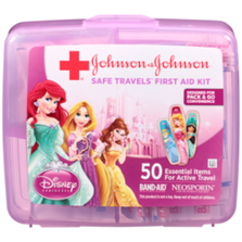 princess first aid kit